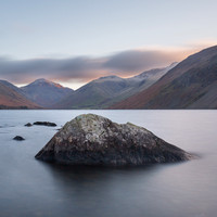 Wast Water and Great Gable